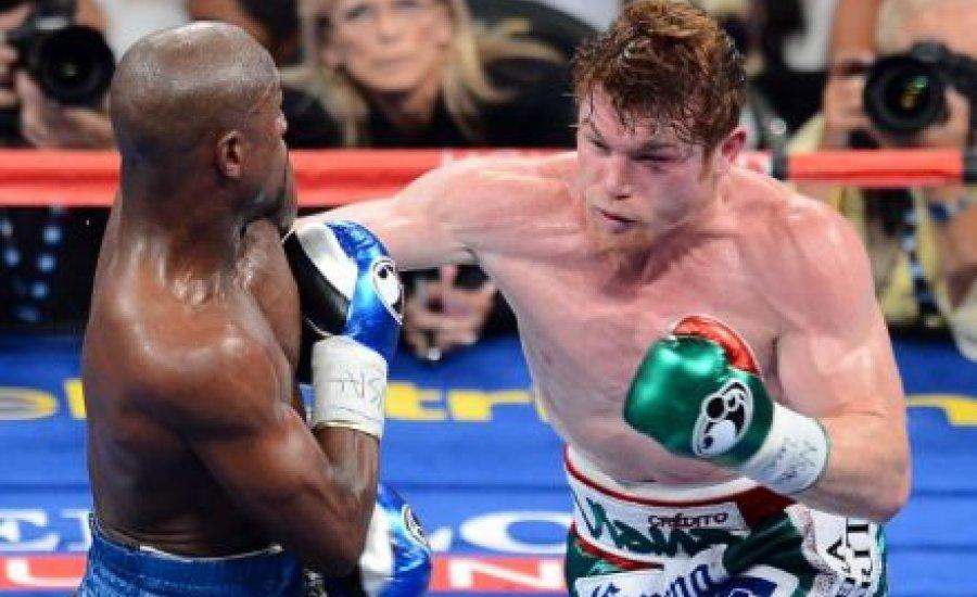 Canelo: Floyd egy nagy harcos