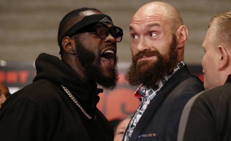 Tyson Fury úgy gondolja, hogy Wilder szörnyű volt Ortiz ellen