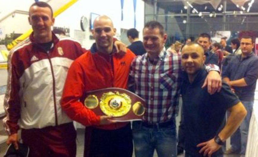 WBO: négy magyar a TOP10-ben