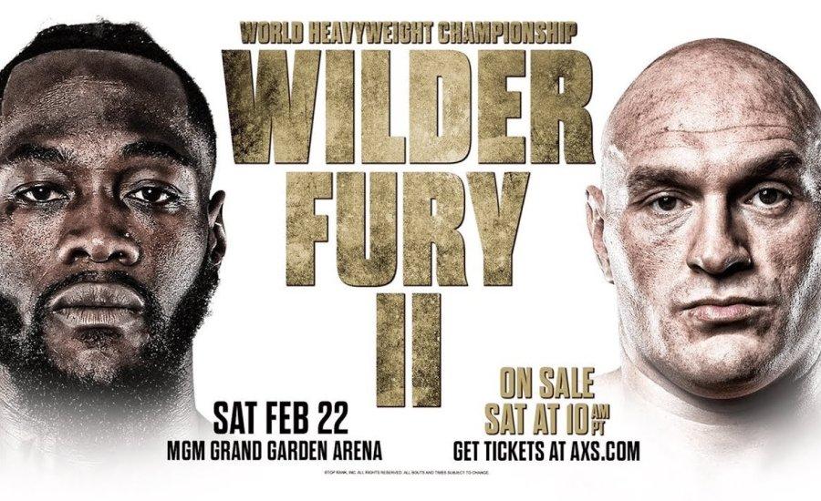 Deontay Wilder – Tyson Fury 2. - kedvcsináló