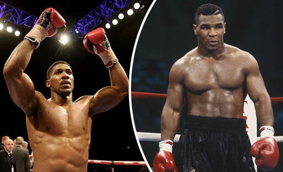 Mike Tyson szerint Joshuának le kell győznie a démonait