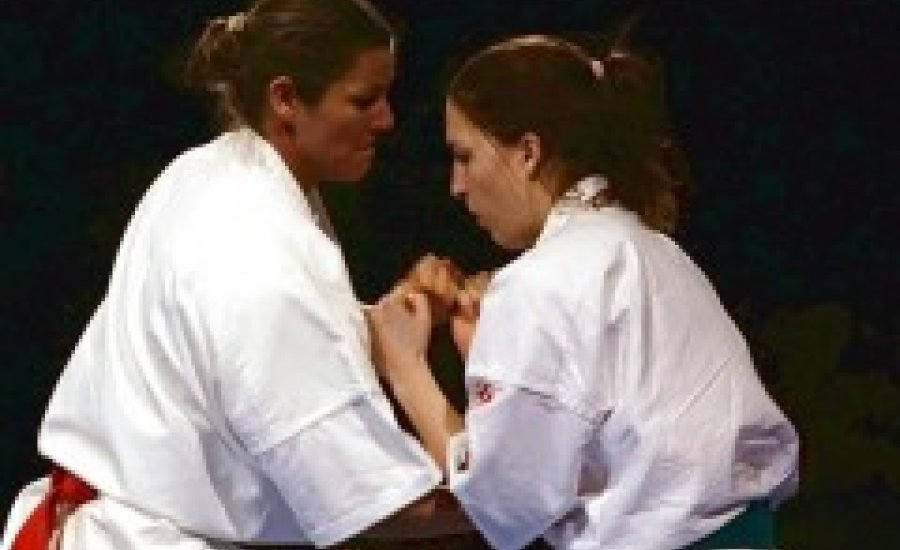 Kyokushin érmek a kijevi EB-ről