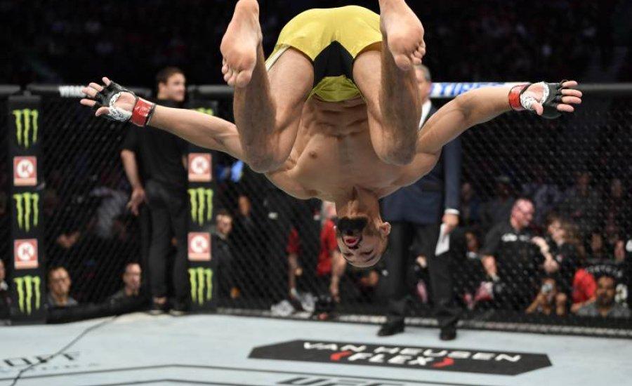 Győzelmek az MMA-ban különleges technikákkal