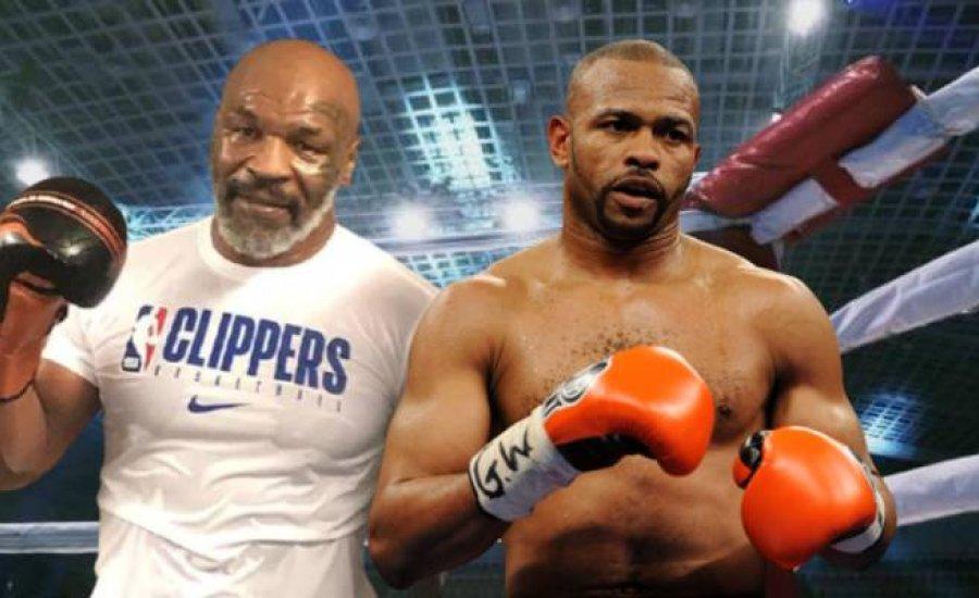 Mike Tyson visszatérő mérkőzése itthon is látható lesz