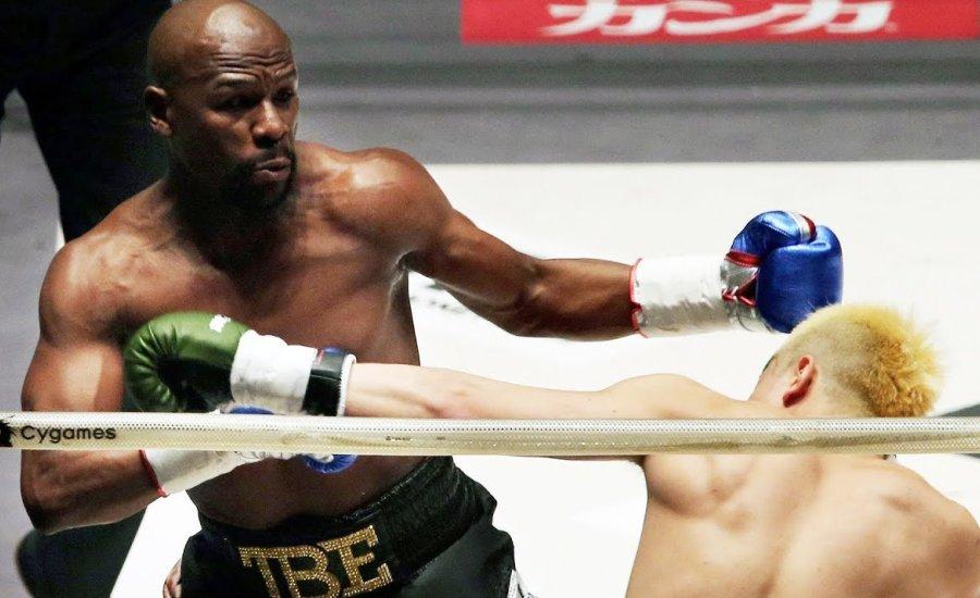 Floyd Mayweather Jr. idén, vagy jövőre ringbe léphet