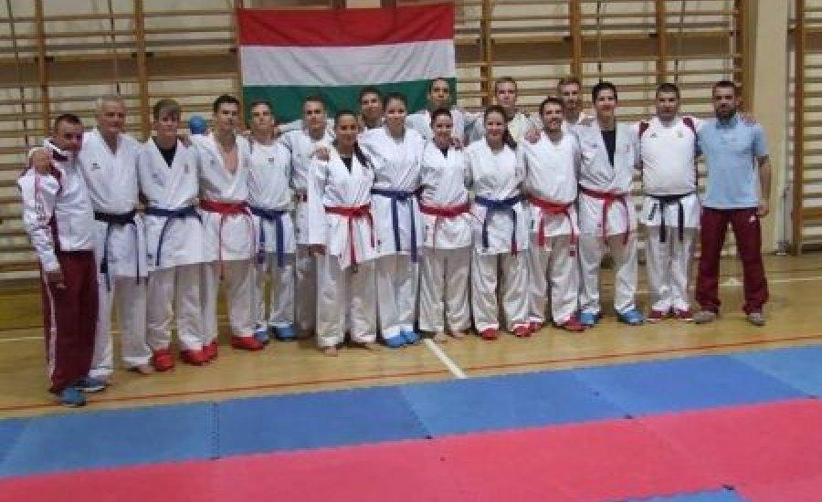 Karate: Éremszerzés a cél a brémai vb-n