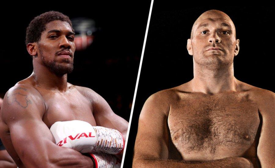 Tyson Fury Wilder helyett Joshuával bokszolna decemberben