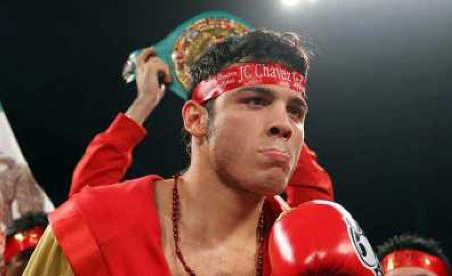 Hivatalos Chavez Jr. visszatérése és ellenfele
