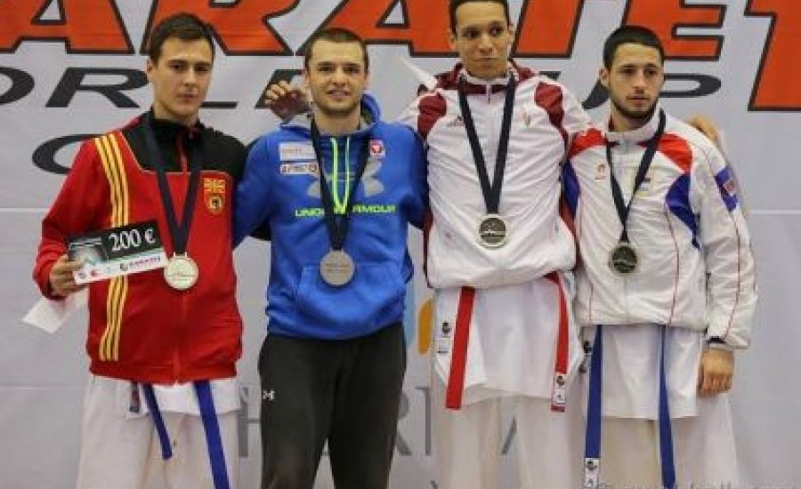 Magyar bronz a karate Világkupán