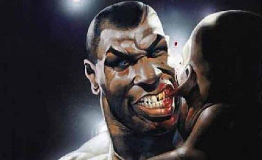 Tyson: Sz*r íze volt Holyfield fülének