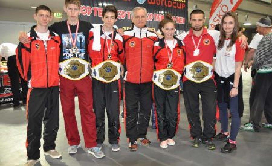Austrian Classics 2015 - ismét magyar sikerek