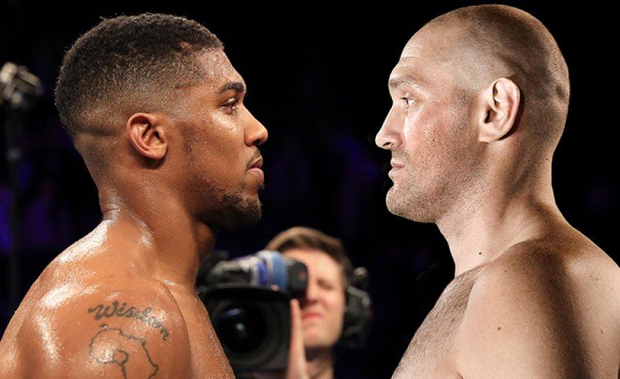 Fury és Joshua fejenként 39 milliárdos garantált gázsiért bokszolhatnak