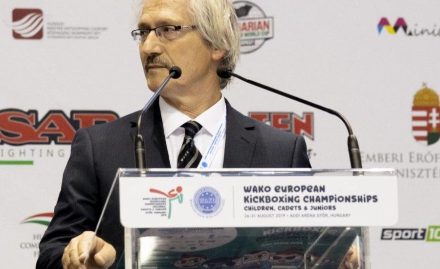 Fontos magyar tisztségek a kick-box világszövetségben