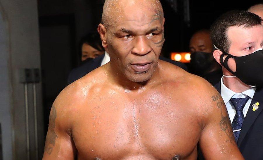 Mike Tyson folytatja, és jobb formát ígér