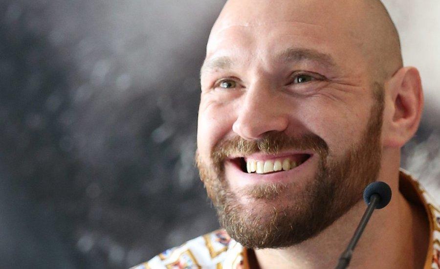 Tyson Fury: egy célkereszt van a hátamon