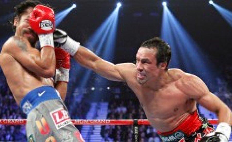 Brutális KO vereséget szenvedett Pacquiao