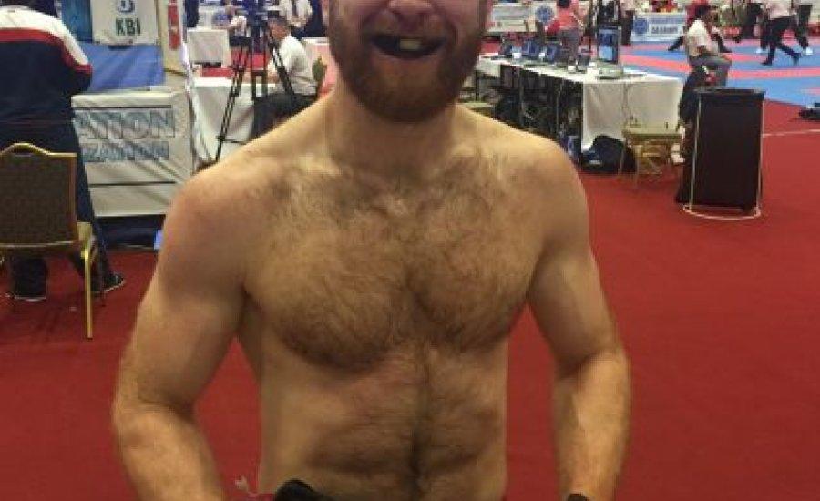 WAKO Kick-boksz VB: Diadalmenet Dublinban