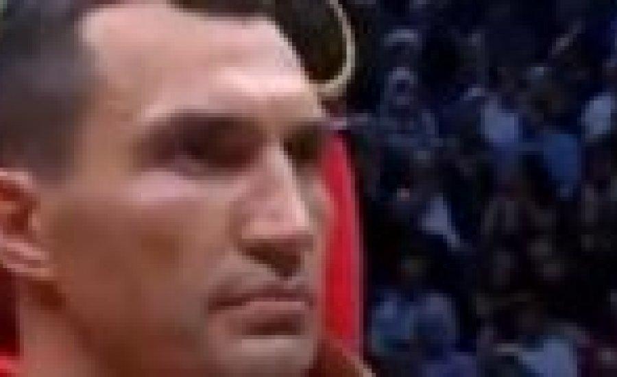 A Klicsko-Pulev mérkőzés - videó