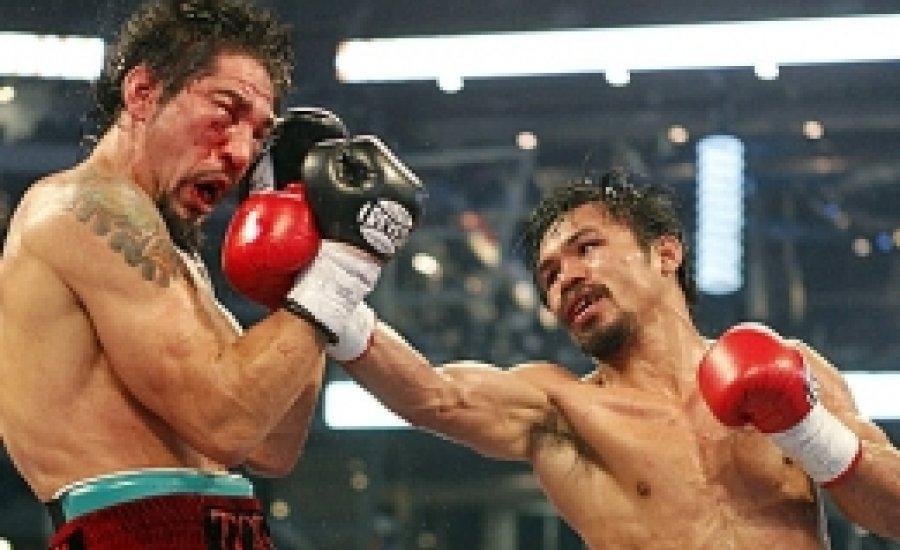 Pacquiao hat hónapig nem bokszol