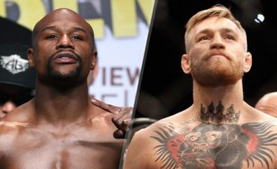 Itthon is képernyőn a Mayweather-McGregor show