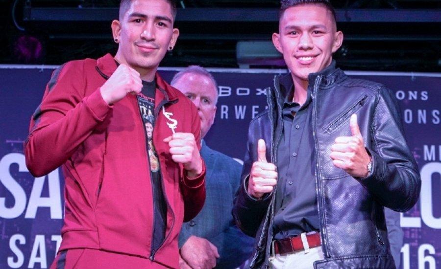 Cruz és Flores nagy harcot ígér