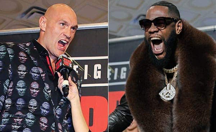 Csak az év legvégén lehet Tyson Fury és Deontay Wilder harmadik meccse