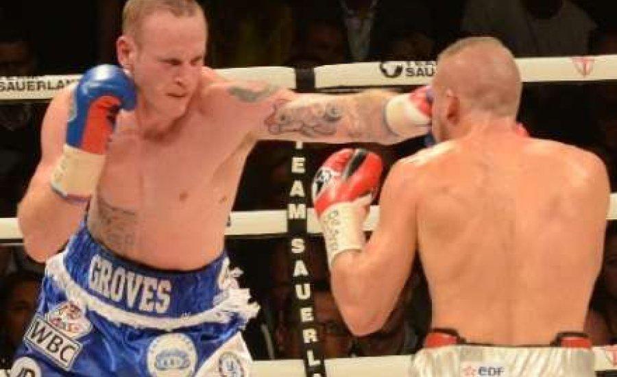 Groves Európa-bajnok