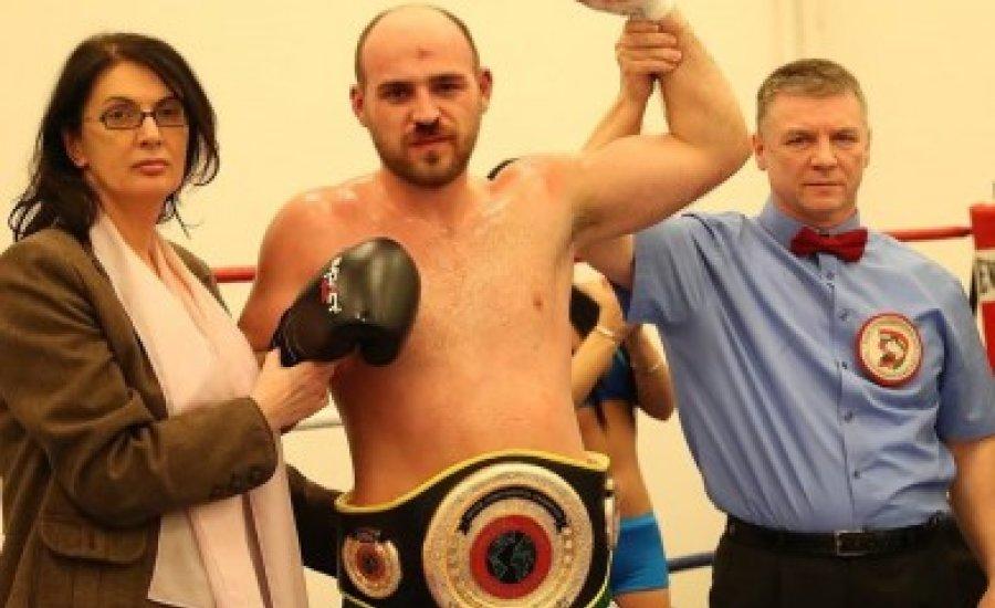 Máté Kristóf remek meccsen UBO övet nyert