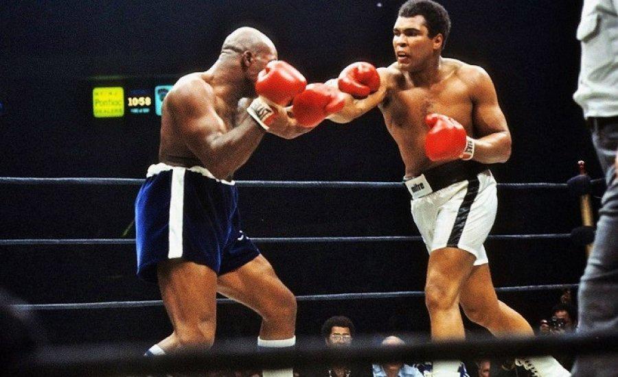 Classic Boxing: Muhammad Ali vs Earnie Shavers