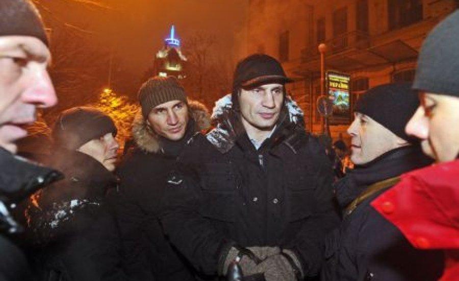 Vlagyimir Klicsko a WBC övét is akarja