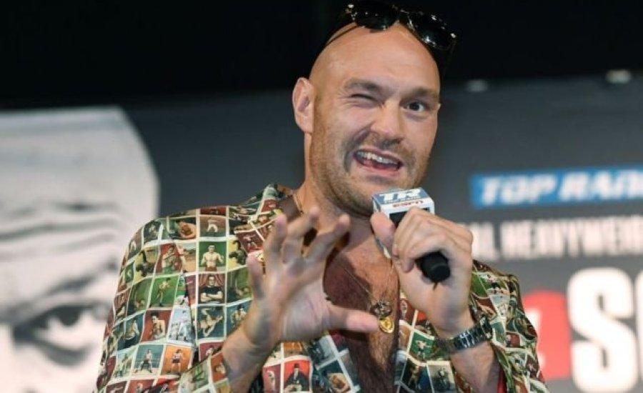 Tyson Fury nem tudott jósolni a Ruiz-Joshua visszavágóra