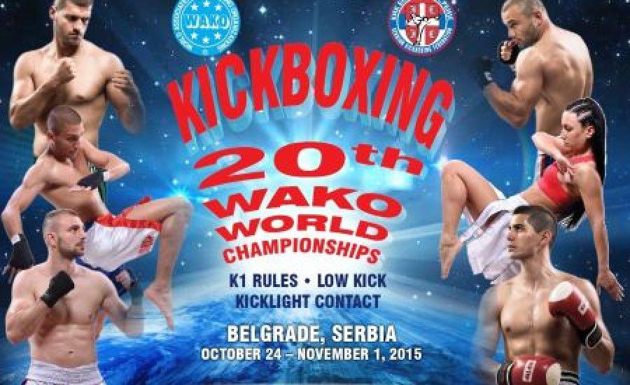 20. WAKO Felnőtt Kick-box Világbajnokság előtt