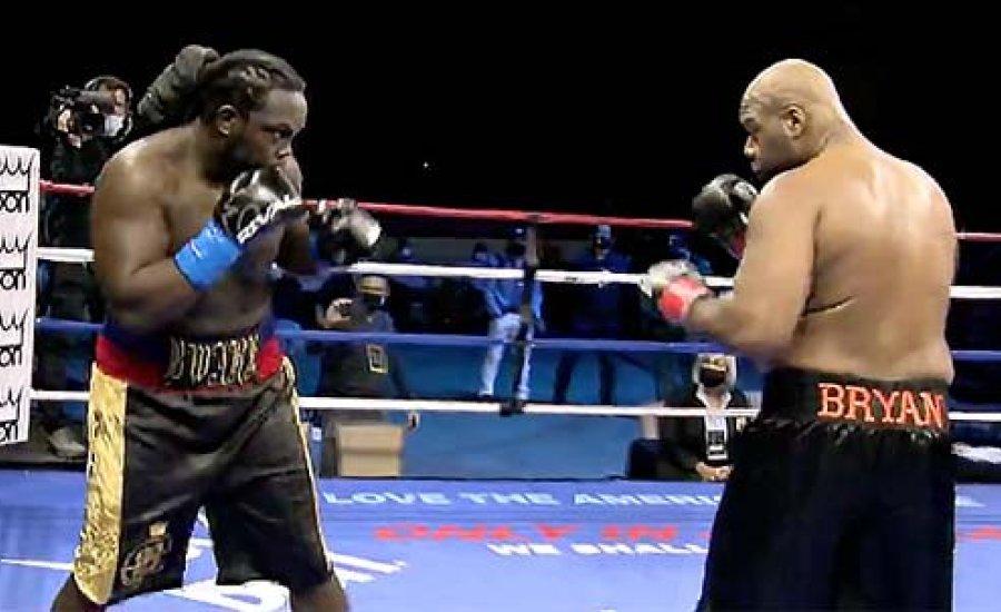 Trevor Bryan kiütéssel lett a WBA nehézsúlyú világbajnoka