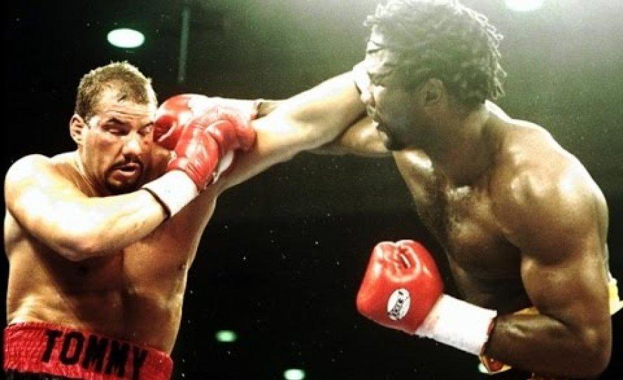 Classic Boxing: Lennox Lewis vs Tommy Morrison