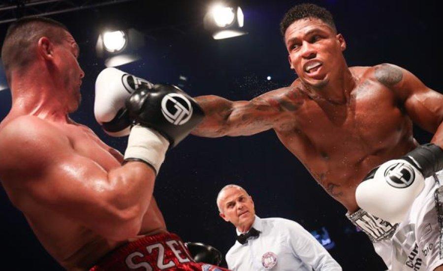 Szellő Imre vereséget szenvedett a belgiumi WBA vb-meccsen