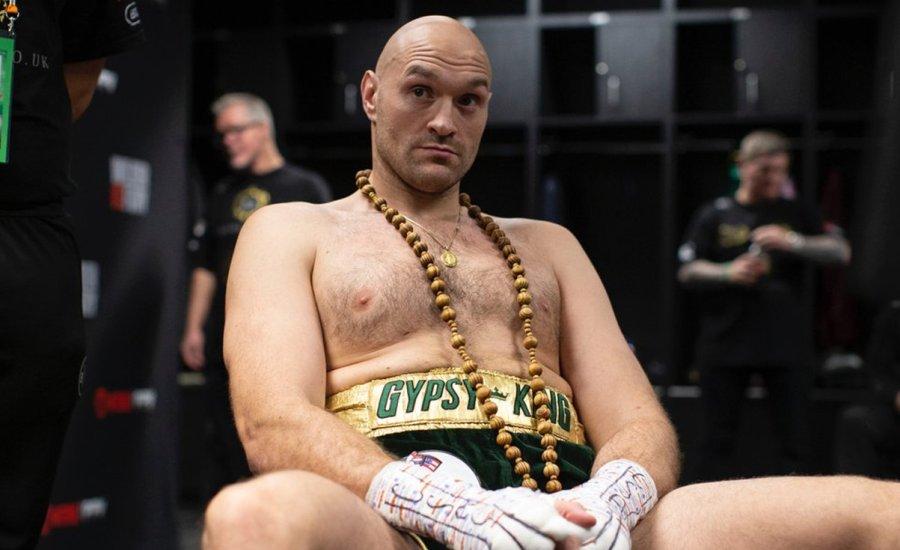 Tyson Fury bejelentette a következő küzdelmének időpontját