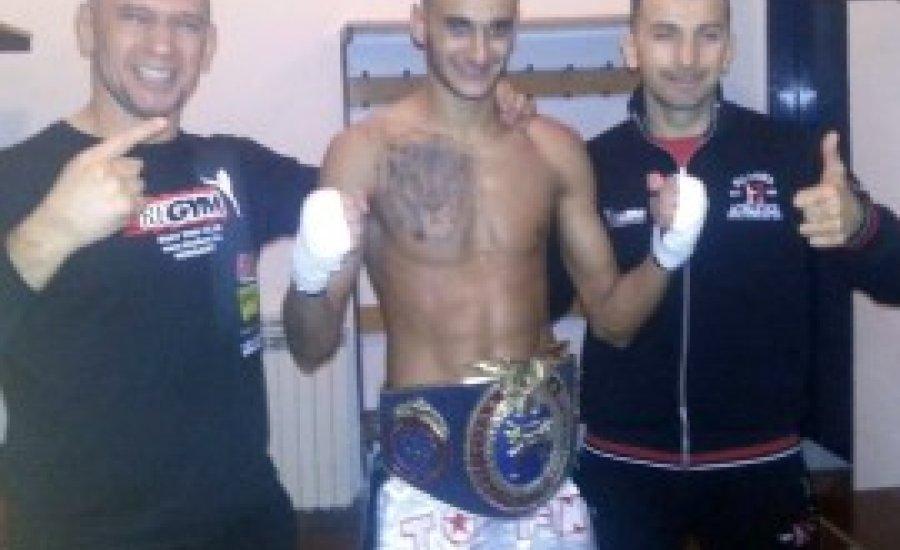 Habash Antoine megnyerte a WAKO PRO vb-övet