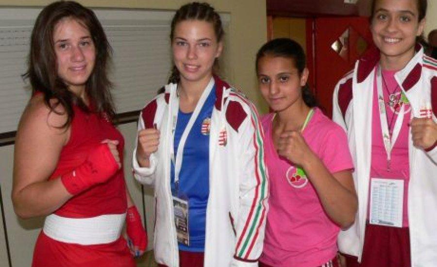 Négyből négy magyar döntős Keszthelyen