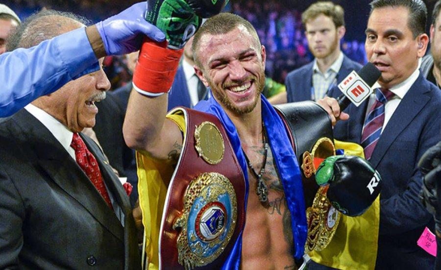 Boxgéniusz Ukrajnából – Vaszilij Lomacsenko