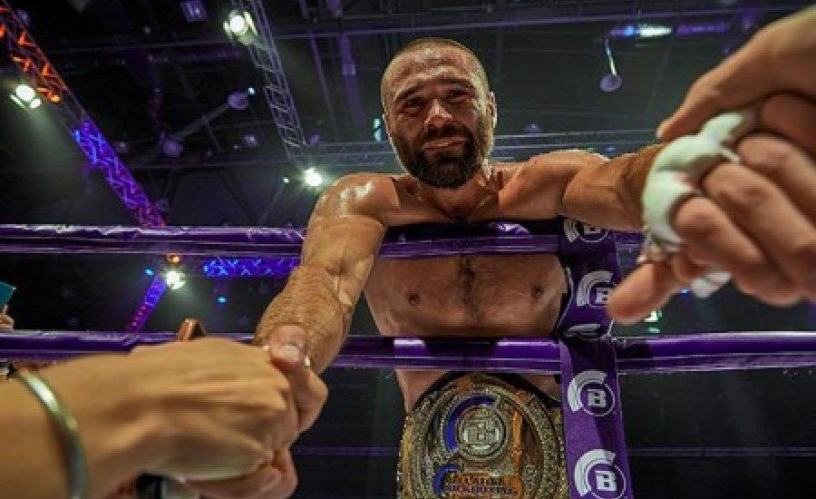 Laszák Zoltán a Bellator váltósúlyú világbajnoka