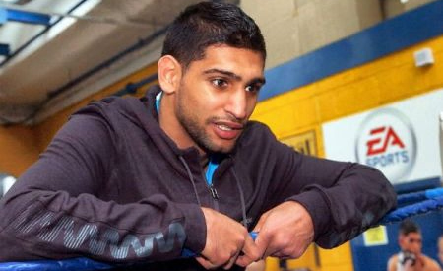 Amir Khan készen áll a Collazo elleni küzdelemre