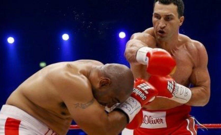 Vlagyimir Klicsko könnyed győzelme