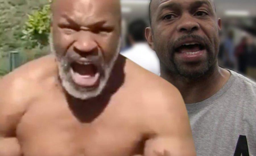 Hivatalos Mike Tyson és Roy Jones szeptember 12-i mérkőzése