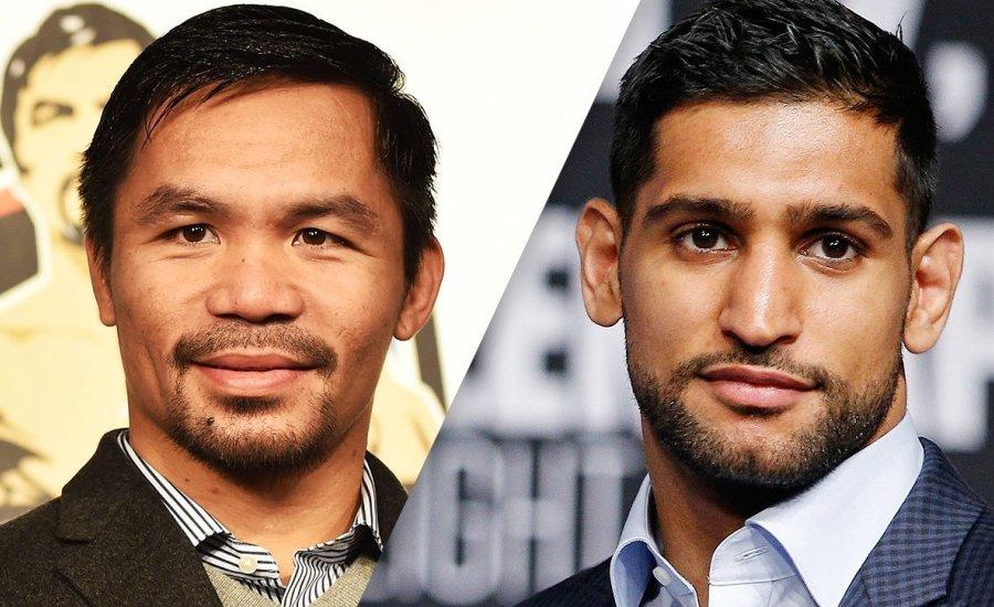 Ellentmondásos hírek a Pacquiao-Khan mérkőzésről