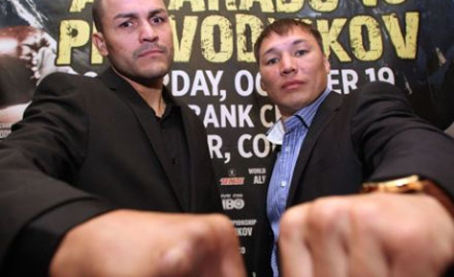 Alvarado és Provodnikov készen áll a háborúra