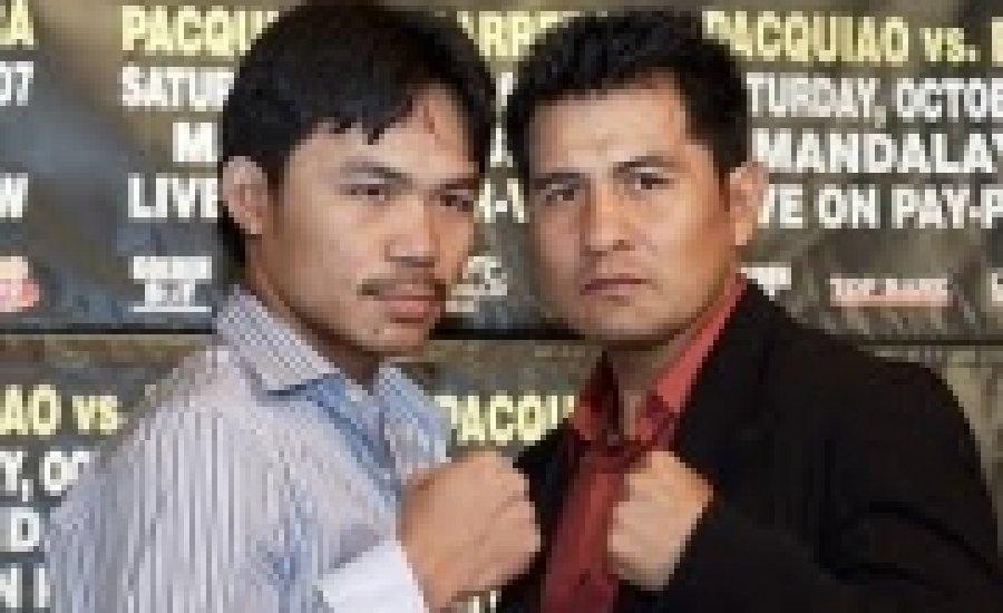 Barrera: Pacquiao a világ legjobb bokszolója
