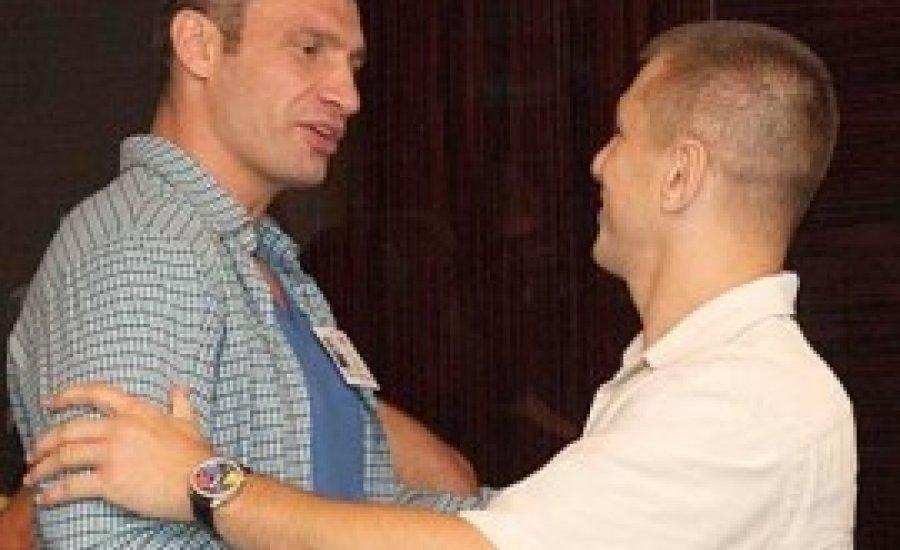 Vitalij Klicsko: személyes ügy Haye kiütése, de nem most