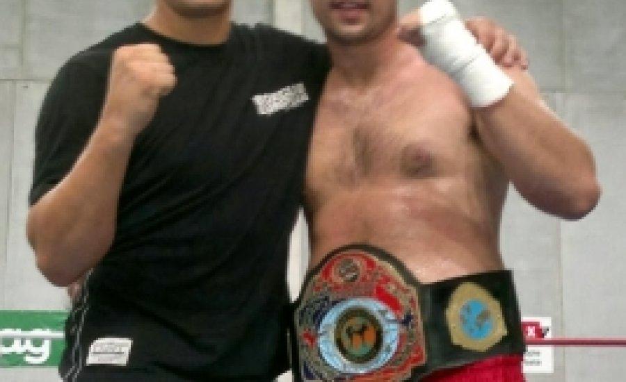 A győri Vojnic Tunic Vlatko WKF thai-box Európa-bajnok lett
