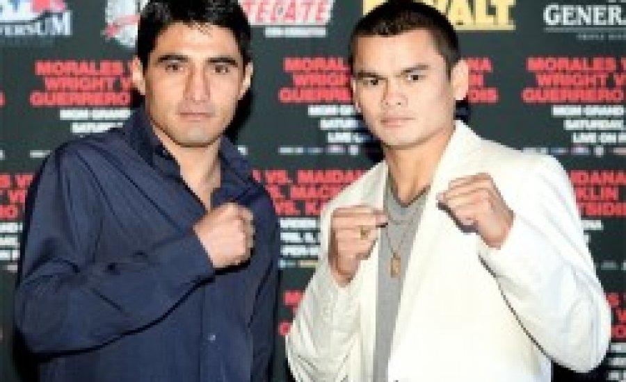 Morales és Maidana nagy harcra készül