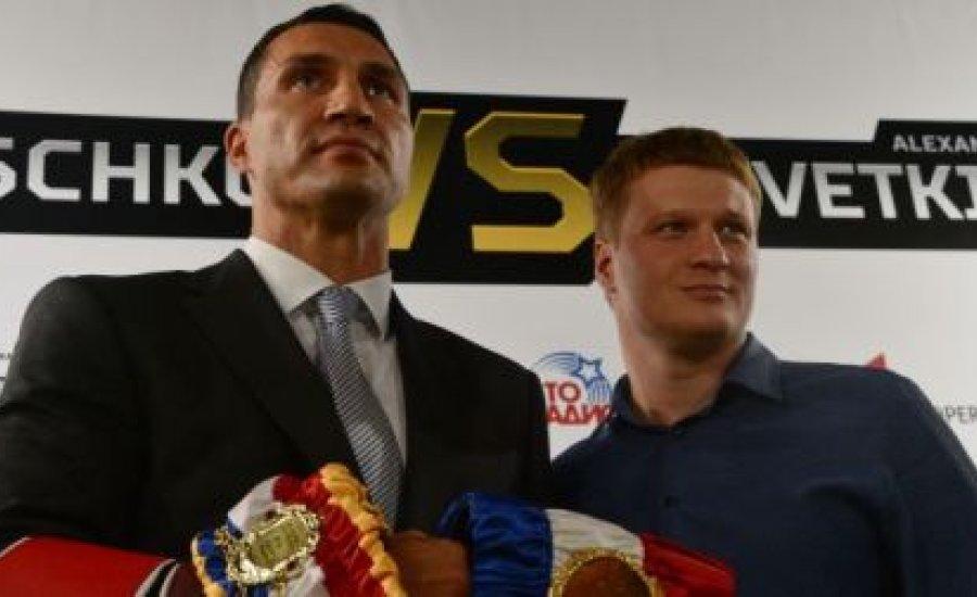 Klicsko-Povetkin a Sport1-en